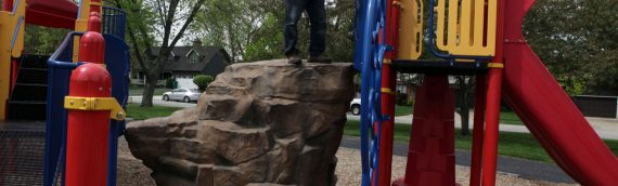 Munster man invests device to test playground safety